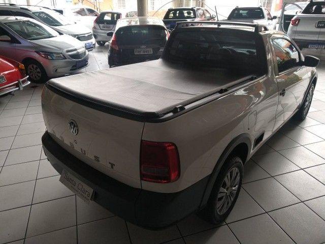 Volkswagen saveiro 2020 1.6 msi robust cs 8v flex 2p manual - Foto 4
