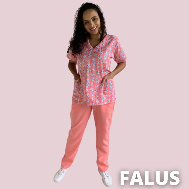 Pijama Cirúrgico Falus - Foto 3