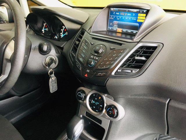 Ford New Fiesta SEL 2017 Flex Unico Dono (IPVA 2021 Pago) - Foto 4
