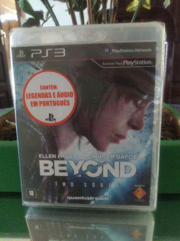 Jogo em Português (Lacrado) Beyond Two Souls 50,00 (Menor Preço)