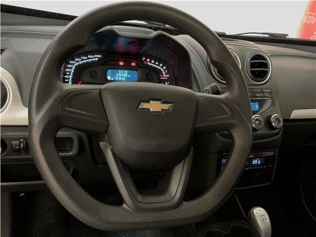 Chevrolet Montana 2019 1.4 mpfi ls cs 8v flex 2p manual - Foto 14
