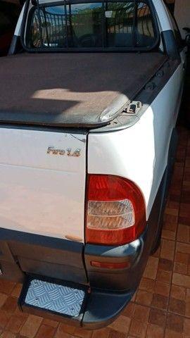 Vendo  fiat strada 2011 completa  - Foto 4