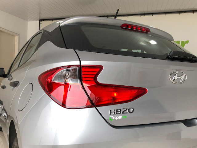 Hyundai Hb20 Sense 0km Pronta entrega Prata Brisk - Foto 8
