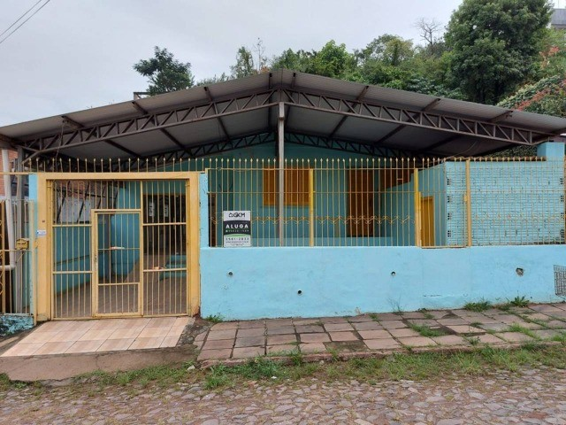 Casa 02 dormitórios, Scharlau, São Leopoldo/RS