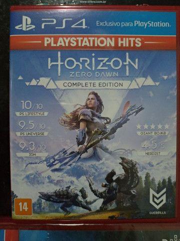 Horizon PS4 Estado de Novo