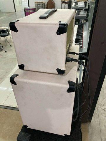 Amplificador valvulado para guitarra soundking semi-novo  - Foto 6