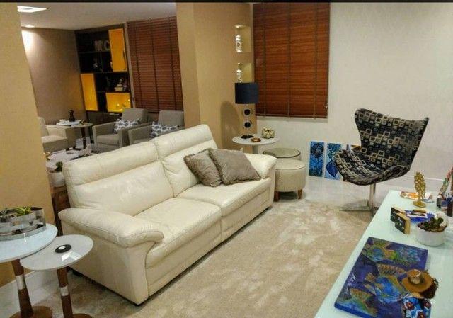 Apartamento 2 suítes nascente decorado e mobiliado no Corredor da Vitória - Foto 8
