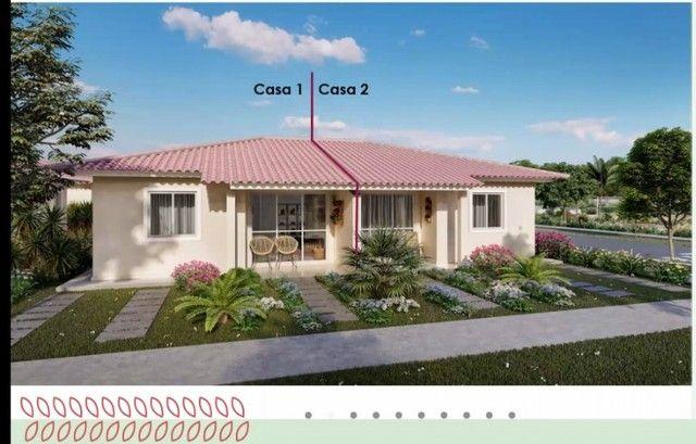 Casa de 2 ou 3 quartos, com possibilidade de mais um pavimento - Foto 5