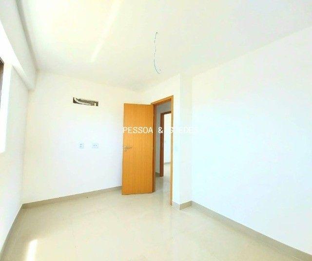 JP - Edf. Ocean Way - Apartamento 3 Quartos 89 m² - Andar Alto - Vista Mar - Foto 7