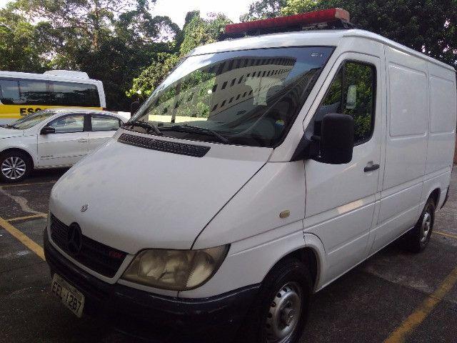 Sprinter 2009 van ambulancia - Foto 5