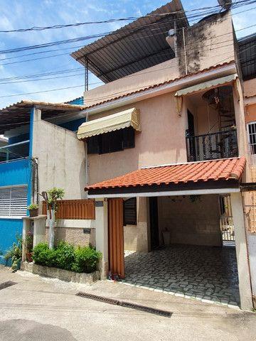 COD.685 Casa duplex com 2 quartos, garagem no centro da Mantiqueira (Xerem) - Foto 8