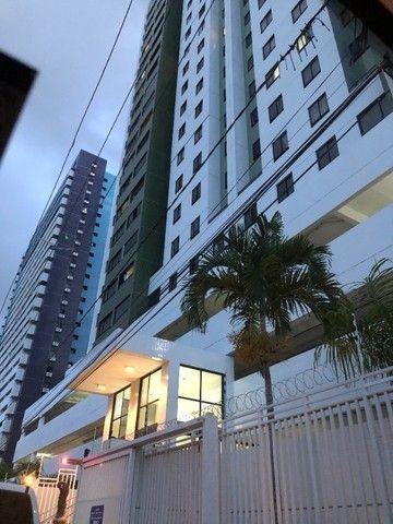 Rio Ariaú-84m²- 3 qtos s/ 1 suíte + escritório- andar intermediário-Mobiliado- Miramar - Foto 13