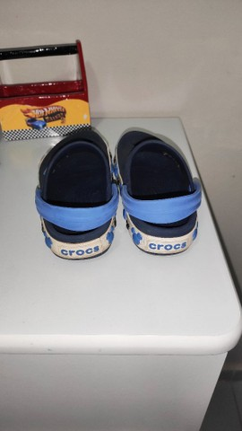 Crocs Infantil C10/11 - Foto 4