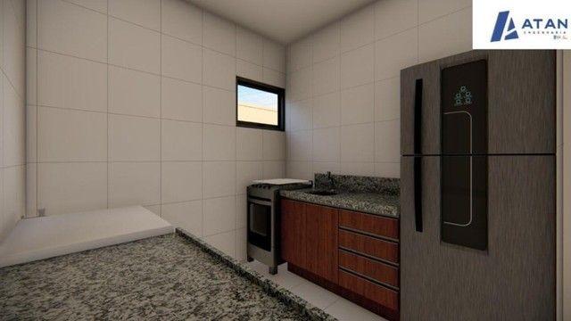 Condomínio Maria Luiza Bitar 2/4 suite e sacada - Foto 12