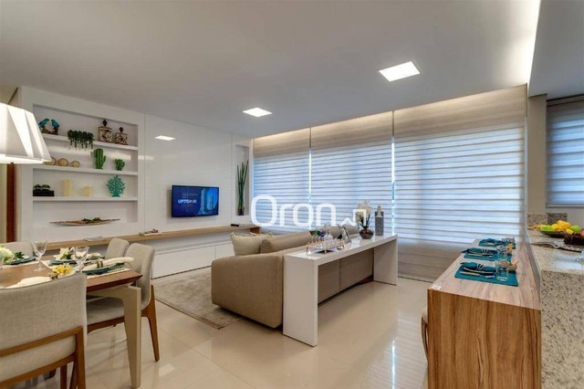Apartamento com 3 dormitórios à venda, 76 m² por R$ 430.000,00 - Jardim Europa - Goiânia/G - Foto 3
