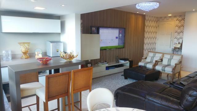 Apartamento 4 quartos, vista mar, 4 suítes, Horto Florestal, Salvador, Bahia