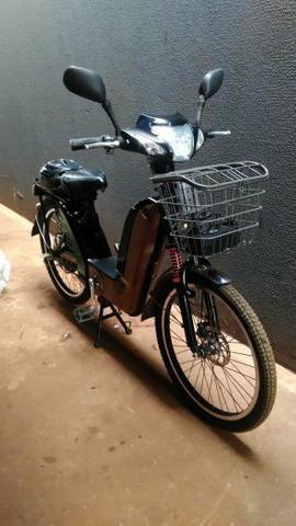 Promoção de Bike Elétrica