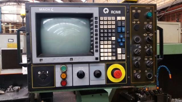 Torno CNC Romi ECN-40 - Foto 3