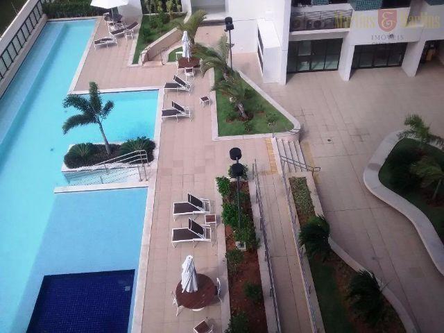 Apartamento 3 quartos, andar alto, Condominio Bossa Nova -85M²