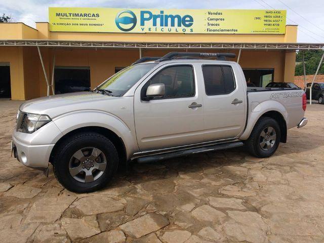 Nissan Frontier SE ATTACK CD 4x2 Diesel 2012/2013