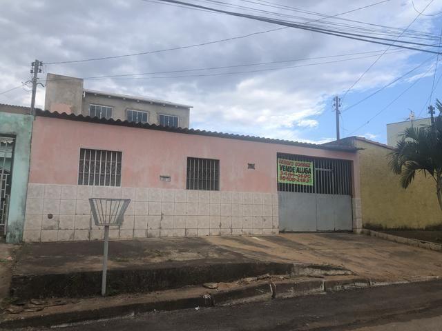 Sérgio Soares vende ou aluga: Ótima casa na Qd. 401 do Recanto das Emas