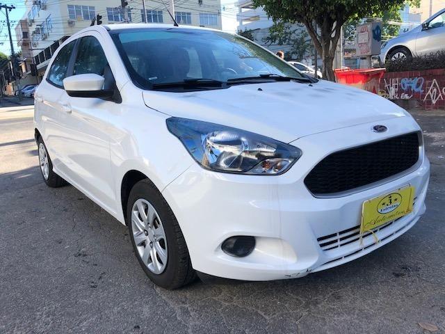 Ford Ka 2018 SE 1.5 + 26.000km + garantia de fabrica =0km ac trocaa - Foto 2