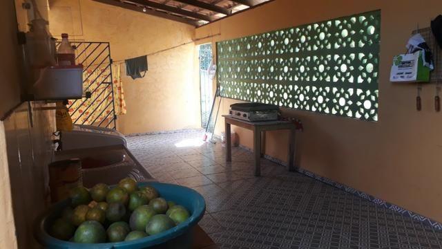 Vende, R$ 300.000,00, excelente casa na av. principal da folha 23 com kitnet no fundo - Foto 16