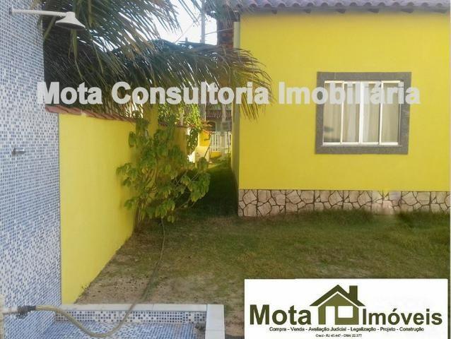 Mota Imóveis - Tem em Praia Seca Casa 3 Qts Condomínio Lagoa Privativa - CA-342 - Foto 3