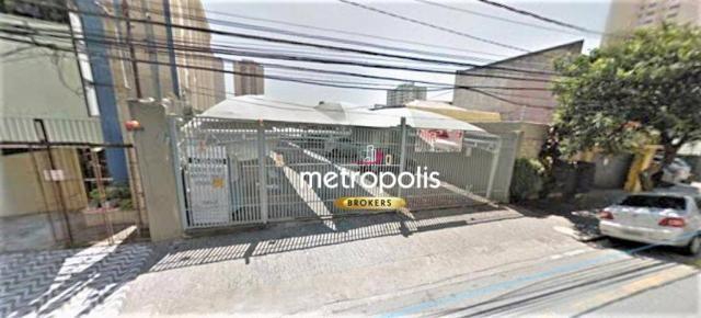 Terreno à venda, 650 m² por r$ 1.800.000,00 - santa paula - são caetano do sul/sp