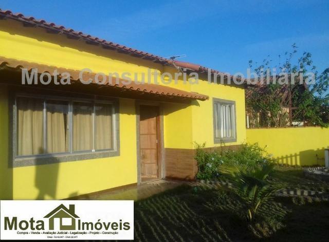 Mota Imóveis - Tem em Praia Seca Casa 3 Qts Condomínio Lagoa Privativa - CA-342 - Foto 2