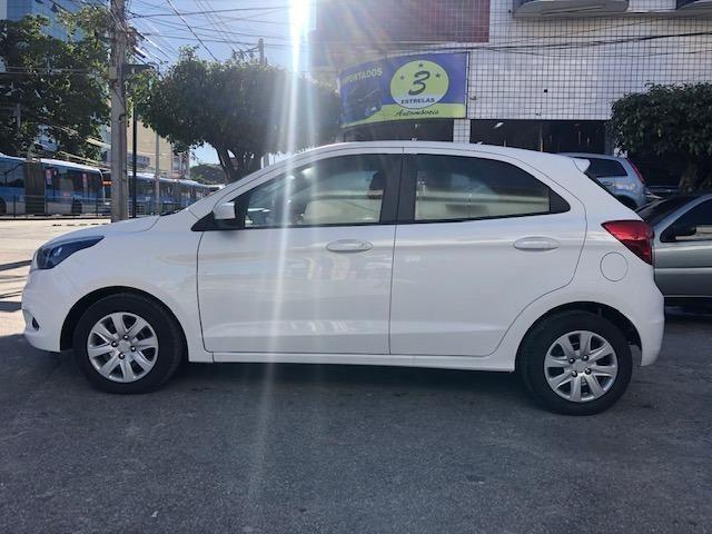 Ford Ka 2018 SE 1.5 + 26.000km + garantia de fabrica =0km ac trocaa - Foto 10