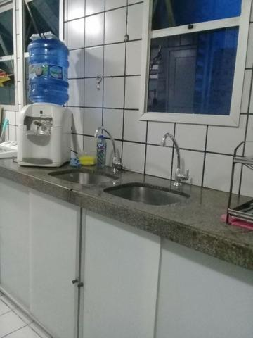 Apto venda: 3 quartos, 1 súite, 126m2 , a 200m do Riomar -Cocó. R$ 250 mil - Foto 2