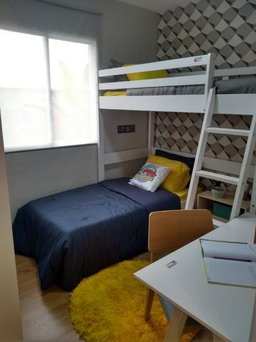 2 quartos com varanda ao lado da Niely - Monte Castelo - Foto 14