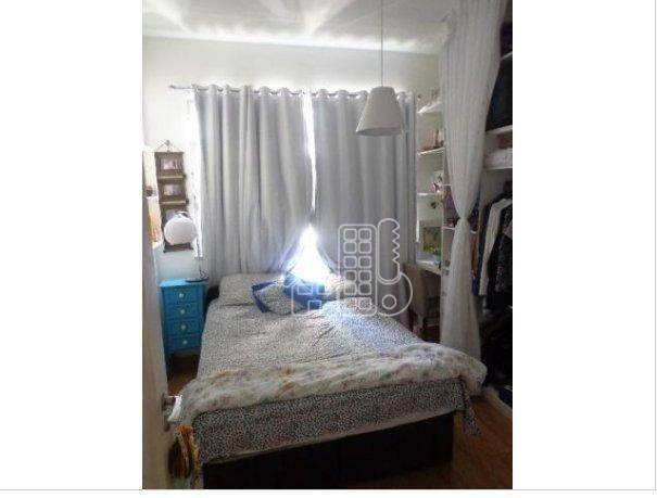 Apartamento com 1 dormitório à venda, 50 m² por R$ 302.100,00 - Icaraí - Niterói/RJ - Foto 3