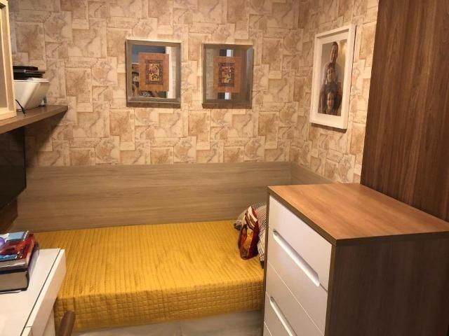 Excelente apartamento de 3 quartos - Guararapes - Foto 9