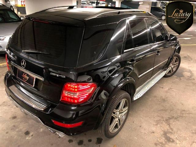 Mercedes-Benz ML-63 Blindada - Foto 11