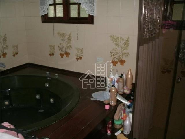 Casa residencial para venda e locação, piratininga, niterói - ca0038. - Foto 7
