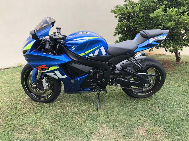 Suzuki Srad moto GP 750 - Foto 2