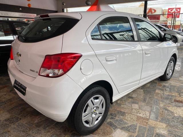 Chevrolet GM Onix LT 1.0 Branco - Foto 8