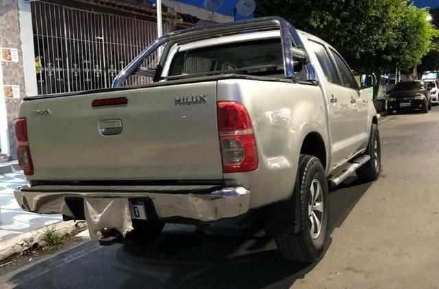 Toyota Hilux 2.5 4x2 2007 - Foto 4
