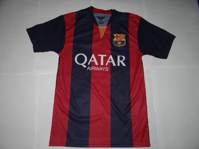 Camisa Barcelona infantil - Esportes e ginástica - Campo Grande 6de066d2318ac