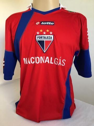 Camisa Fortaleza Uniforme 3 - 2009 - G ou EGG - Esportes e ginástica ... 754821e48bcab