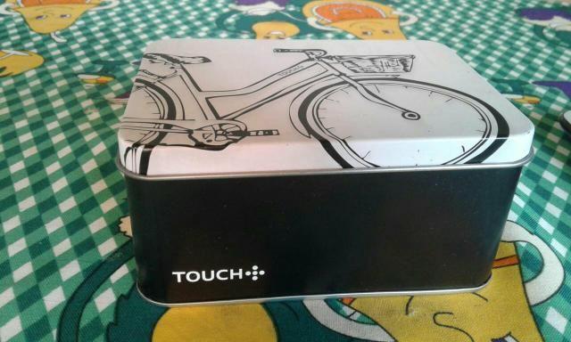 71414249f43 Relógio TOUCH÷ Zerado!!! nunca usado - Bijouterias