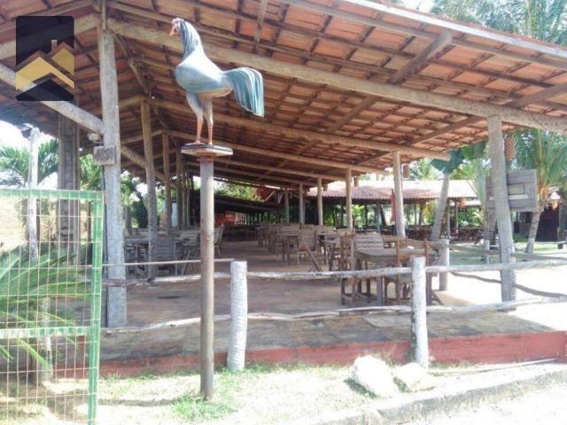 CA1559 Restaurante montado, terreno com 3.021m² e 1.600m² construído. Sabiaguaba - Foto 2
