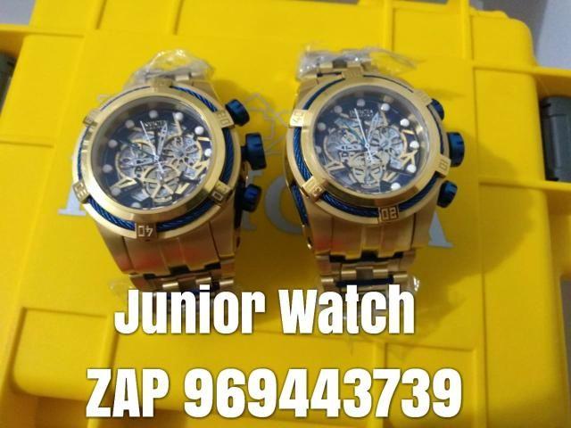 dc35a1282c5 Invicta bolt zeus promoção total ( Junior WATCH) - Bijouterias ...