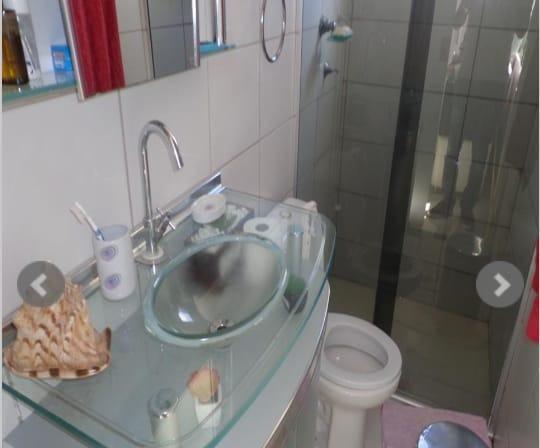 Casa 3 quartos em condomínio fechado QC 14 JD Mangueiral - Foto 3