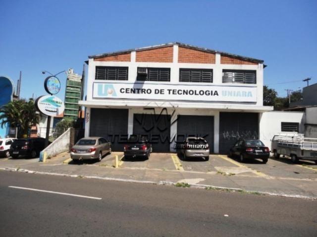 Galpão/depósito/armazém à venda em Sao jose, Araraquara cod:3217