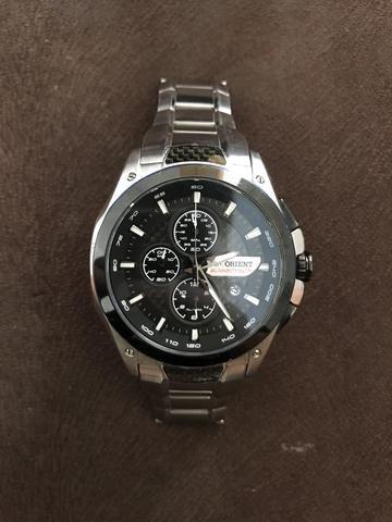 a4b8a95f579 Relógio orient masculino speedtech - Bijouterias