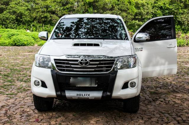 Hilux SRV 3.0
