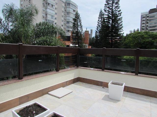 Cobertura com 4 dormitórios para alugar por r$ /mês - bela vista - porto alegre/rs - Foto 45